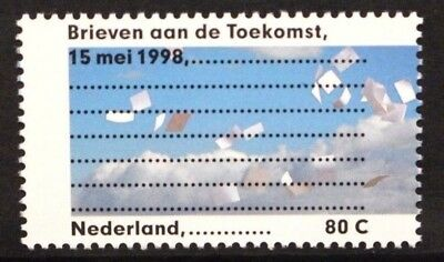 NETHERLANDS 1998 Letters to the Future. Set of 1. Mint Never Hinged. SG1881.