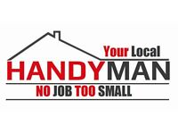 Handyman Services need a outside light window replacing fence repair or any odd job call Mike