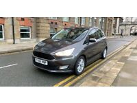 2015 FORD C-MAX 1.5 TDCi Zetec 5dr FULL SERVICE HISTORY PCO BADGE READY