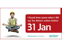 Self Assessment, Income Tax return from £100, VAT, CIS Refunds, Property Accounts, Company Accounts