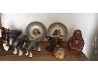 3 pot horses elephant bells whisky mr t