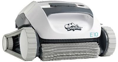 Dolphin E10 certified refurbished robotic pool cleaner Maytronics 88886133-US