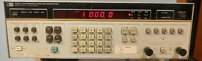 Hp Agilent Keysight 3325a Synthesizer Function Generator 21mhz