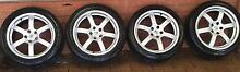 """18"""" Genuine Forged Rays Engineering Wheels & Tyres Atwell Cockburn Area Preview"""
