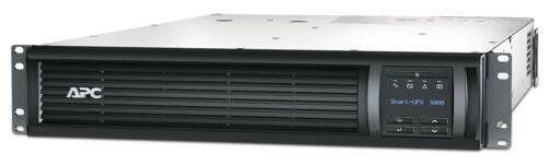 APC Smart-UPS 3000VA Rack-mountable UPS Black SMT3000RM2U