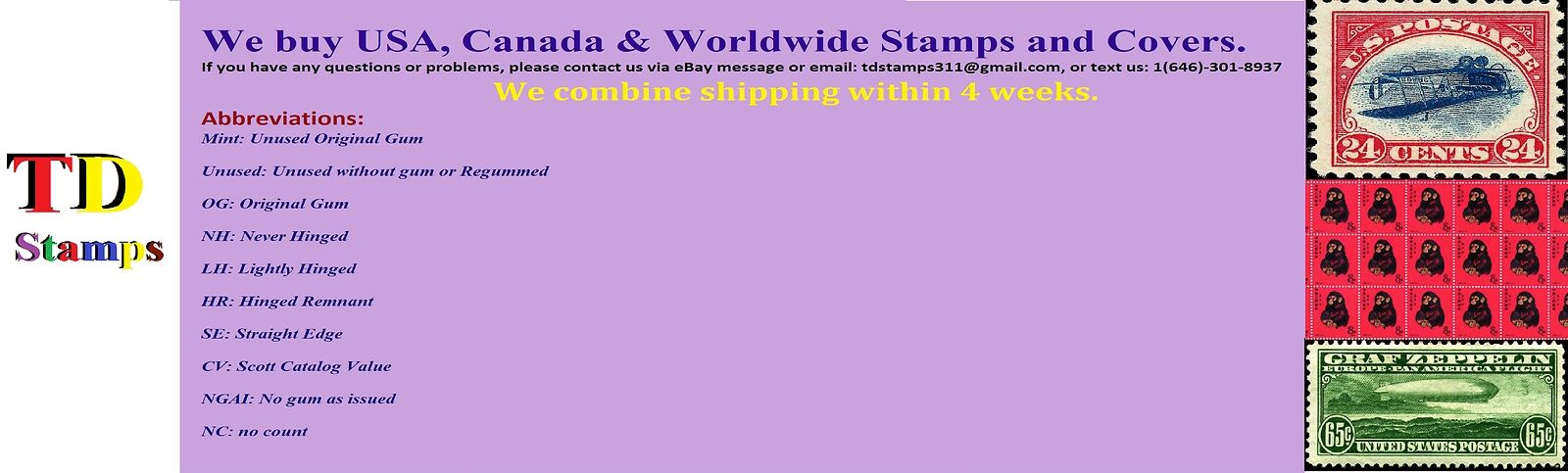 TDStamps Store