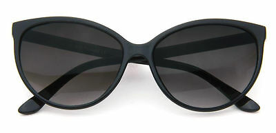 Black Cat Eye Sunglasses Classic Designer Women Retro Fashion