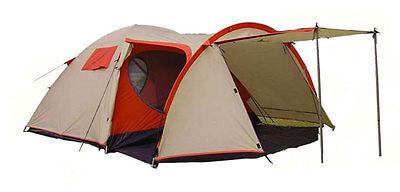 Tente de camping  Tundra 3 pl.tentes dôme familiale FREETIME,tentes camp de base