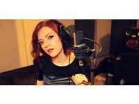 Studio Singer/Songwriter Available