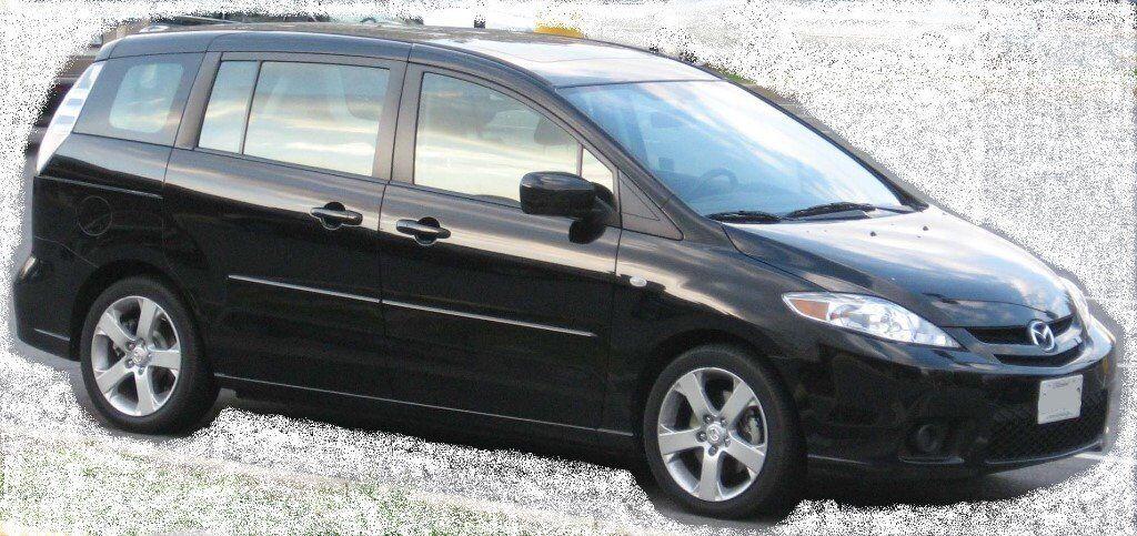 Mazda 5 Sport 2005 2.0 Diesel For Breaking - CALL NOW!!!