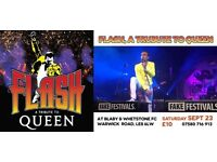 Queen tribute show...not to be missed