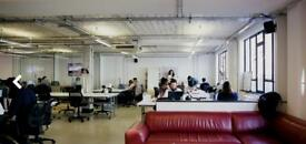 SHOREDITCH Office Space to Let, EC2A - Coworking Desk Space