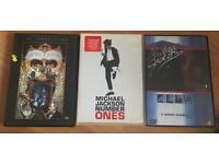 Michael Jackson DVDs