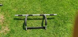 Push and Pull up bar