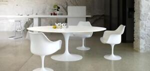 MDF Round Tulip Tables: multiple sizes available!