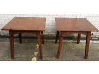 Square Dining / Pub / Restaurant Table (2 available)