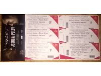 Anthony Joshua V Kubrat Pulev - 6 Tickets for £540 - All Floor Seats with Great View