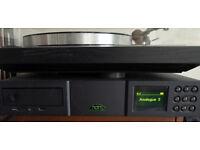 Naim NaimUniti2 All in one Hi-Fi: Amp, Tidal Streamier, CD player, DAC, DAB, USB, Spotify