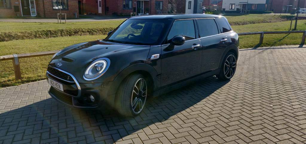2016 Mini Clubman Cooper S Thunder Grey In Wootton