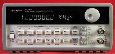 Hp - Agilent - Keysight 33120a-001 Function Arbitrary Waveform Generator