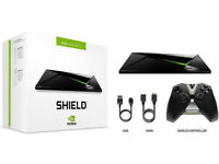 Nvidia Shield tv 16Gb, with Remote