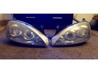 Vauxhall Corsa C Headlights