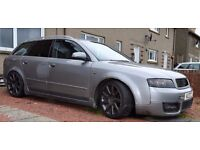 AUDI A4 2.5 V6 TDI QUATTRO BREAKING FOR PARTS