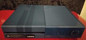 Xbox One Console Limited Edition 1TB Blue with 2 controllers + Forza Horizon 3