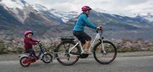 .: FollowMe tandem vélo suiveur - barre de traction NEUF :)