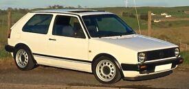 VW Golf Mk2 Ryder 2.0 16v Abf