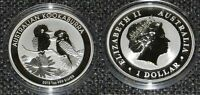 Pièce en argent/silver bullion Kookaburra 2013 1 Ounce/once/oz