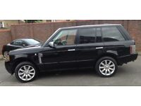 RANGE ROVER VOGUE - AUTO DIESEL - CONVERTED TO APPEAR AS 2012 MODEL -