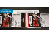 Selling 2x Robbie Williams Tickets