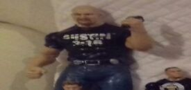 WWE latest figures