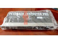 Behringer FBQ2496 Feedback Destroyer - literally as new in its box