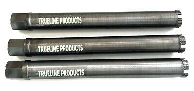 5pk 1 78 Laser Welded Wet Core Bit Heavy Steel Reinforced Concrete 1 14 - 7th
