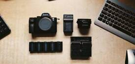 Sony a7ii + Commlite Adapter