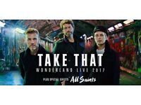 Needs sold! 2 x Take That tickets, Dublin Mon 15 May 2017