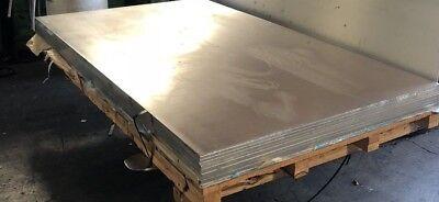 Aluminum 5052 Plate .150 X 24 X 48