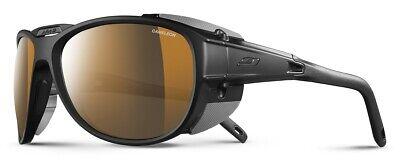 Julbo Explorer 2.0 Mountain Black Sunglasses with Reactiv High Mountain Lenses