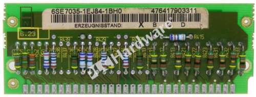 Siemens 6SE7035-1EJ84-1BH0 6SE7 035-1EJ84-1BH0 SIMOVERT ABO Normalization Board