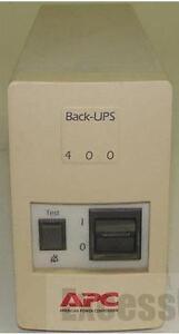 APC BACK-UPS 400VA BK400