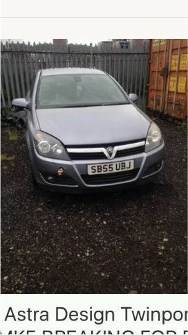 Vauxhall Astra 1.6 06 spares breaking