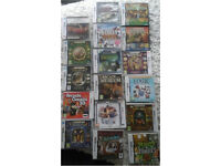 NINTENDO DS XL 16 games