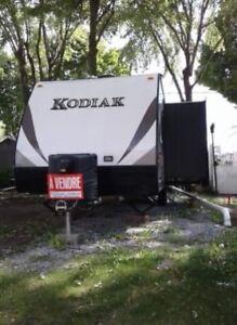 Roulotte Kodiak 2014 25 pieds
