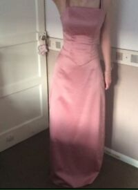 Prom dress bridesmaid size 8 -10