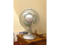 ELECTRIC FAN IN EXCELLENT CONDITION