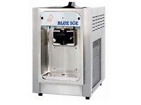 BLUE ICE T15 Soft serve ice cream machine