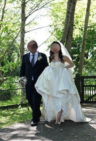 Modern Silky Wedding Dress Embellishment - Womens Dresses & Gowns ...