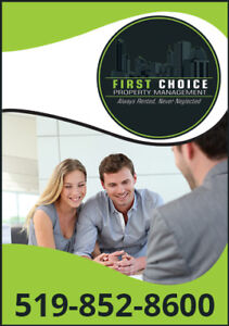 Property MGMT-We will find you a tenant/fee starting at $399.00